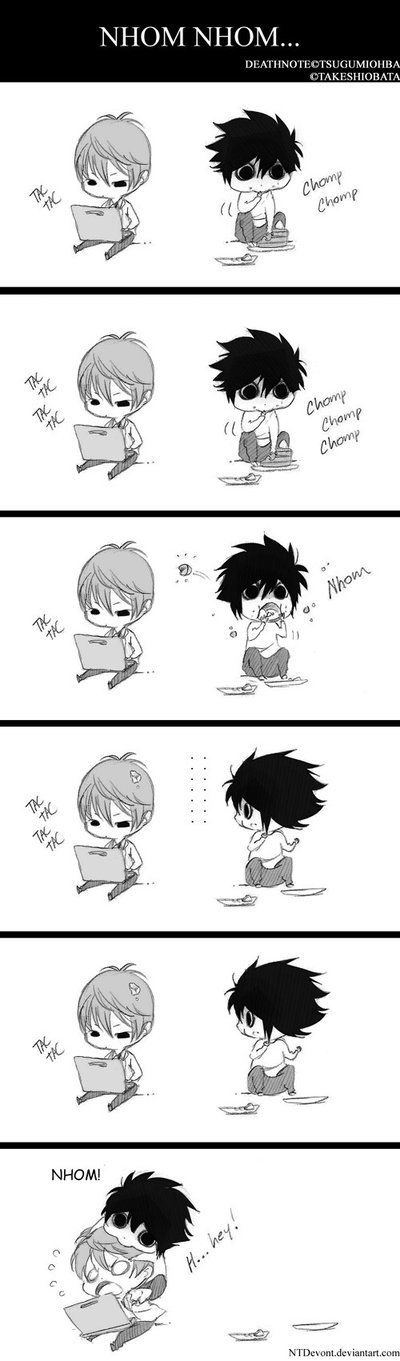 Death Note funny pt2