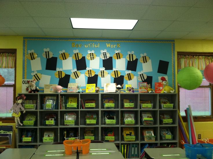 bee theme door bulletinboardsclassroom decoratingclassroom organizationclassroom designclassroom ideasclassroom - Classroom Design Ideas