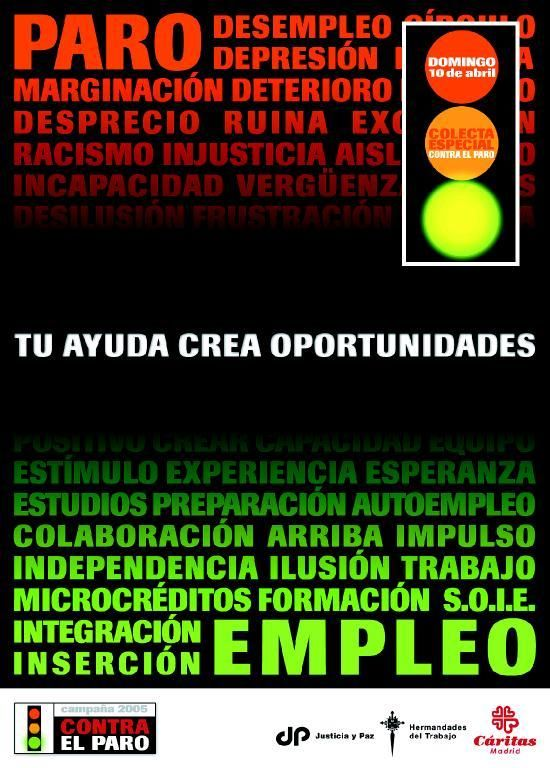 2005.- Tu ayuda crea oportunidades.