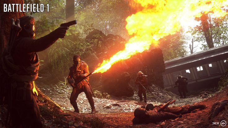 Battlefield Beta Pc Vs PS Vs Xbox One Graphics Comparison YouTube