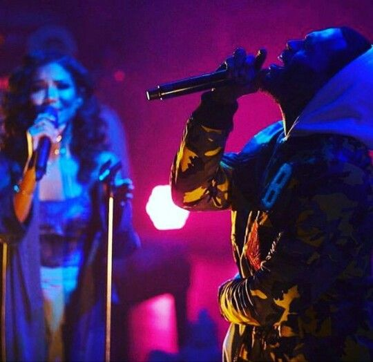 Jhené Aiko & Chris Brown