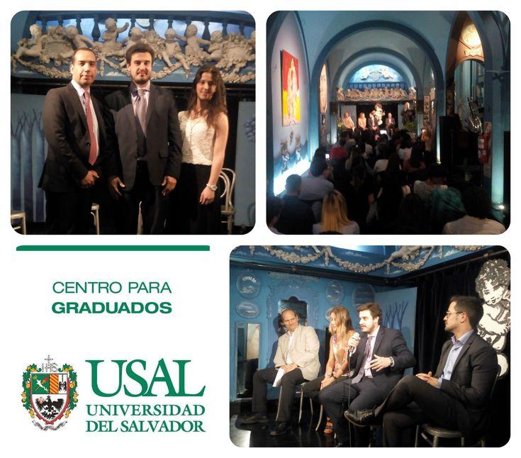 Participamos del meeting para la comunidad de las Relaciones Internacionales de Universidad del Salvador. Organizado en Museo La Botica del Ángel por Centro de Graduados de USAL y la Carrera de Relaciones Internacionales.
