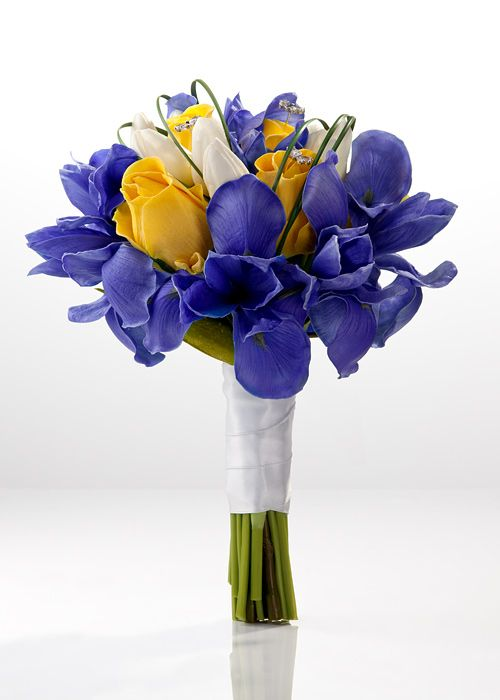 best  iris bouquet ideas only on   iris bridesmaid, Beautiful flower