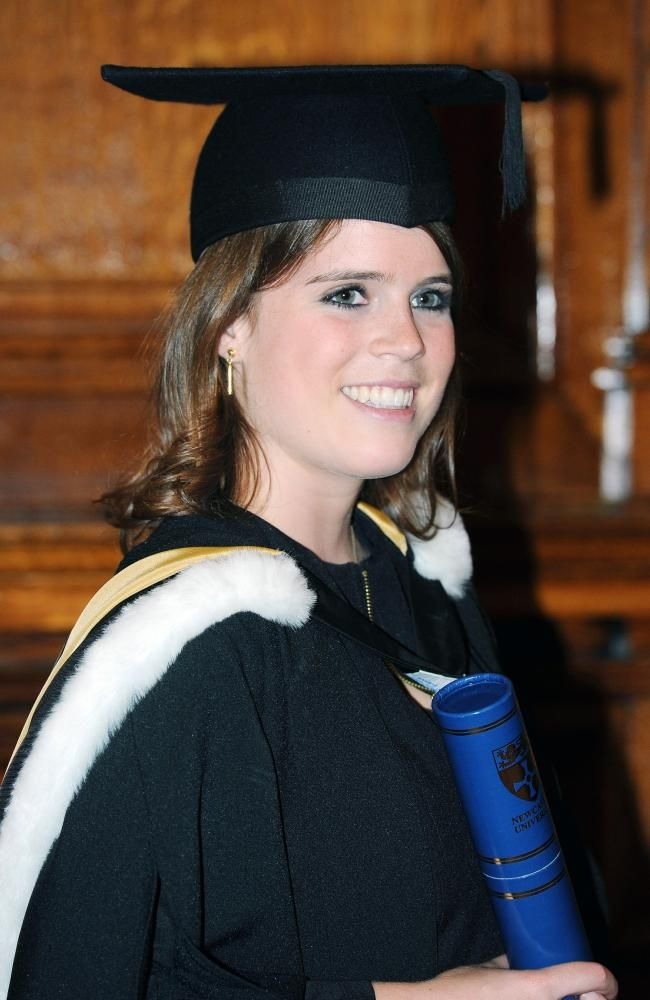 Princess Eugenie has always had an interest in art. She graduated from Newcastle…