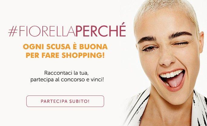ModaeStyle: Fiorella Rubino vi invita al contest #FiorellaPerc...