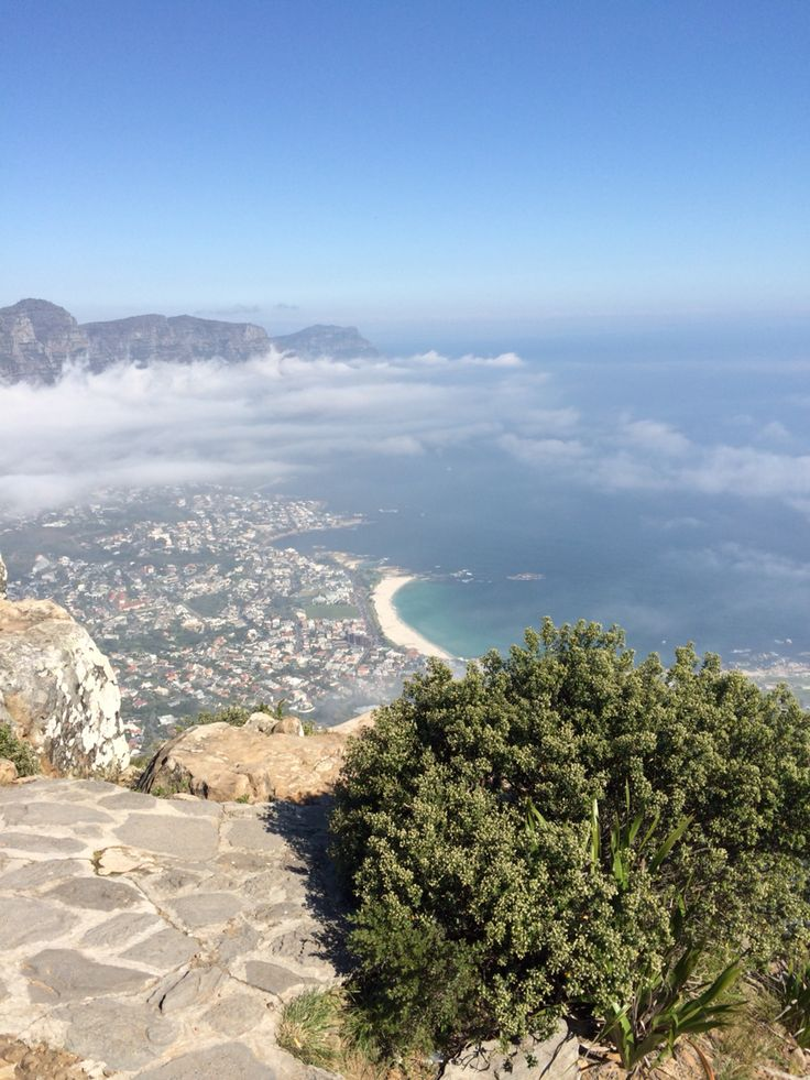 The beautiful city of Cape Town