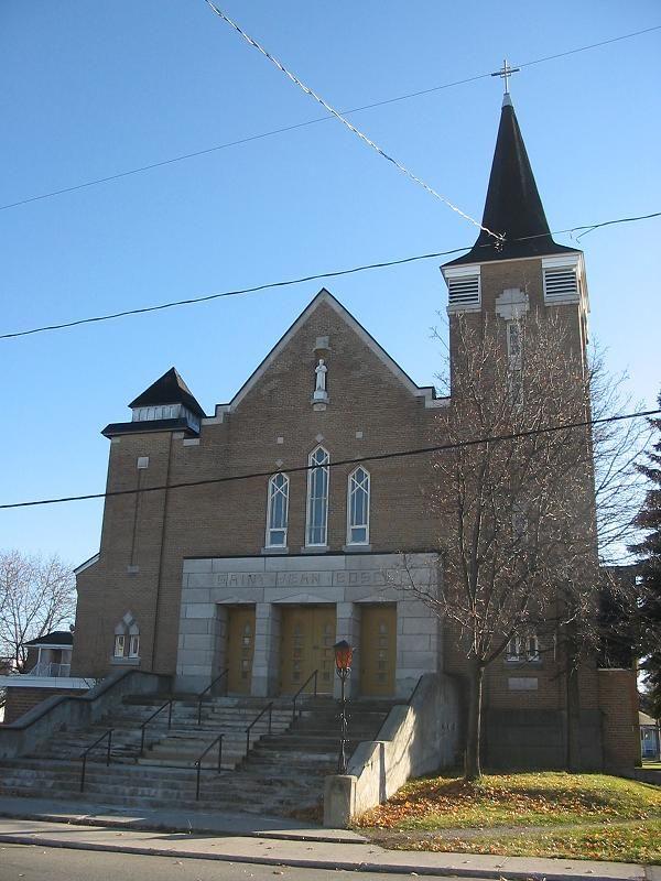 Gatineau (église Saint-Jean-Bosco), Québec, Canada (45.428518, -75.735519)