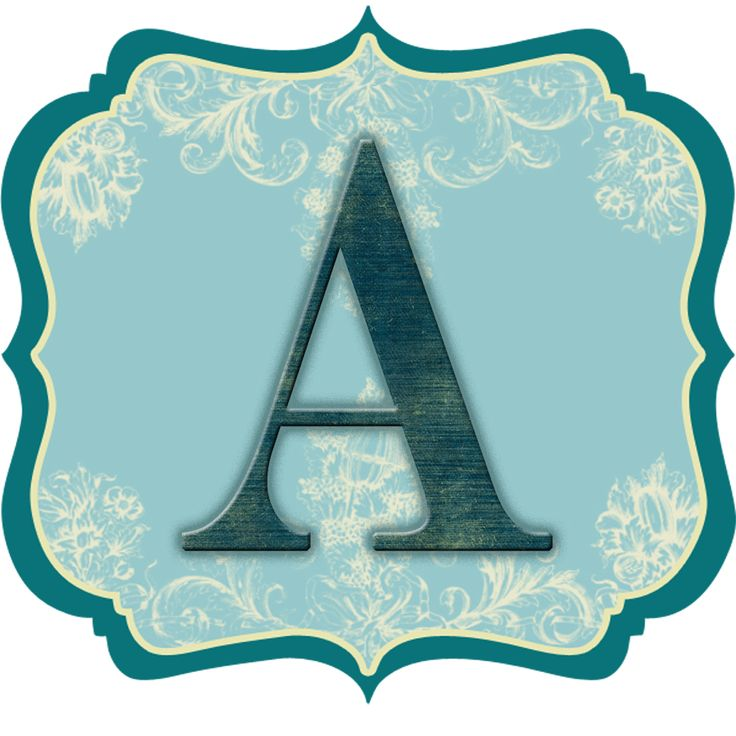 Victorian inspired alphabet in a rich teal and cream.    Each letter is  7cm diameter approx. Printed onto good quality matt vinyl, letters can be stuck onto any clean, smooth surface ….walls, fridges, windows, picture frames, doors, furniture, pictures …the only limit to your creativity is your imagination.