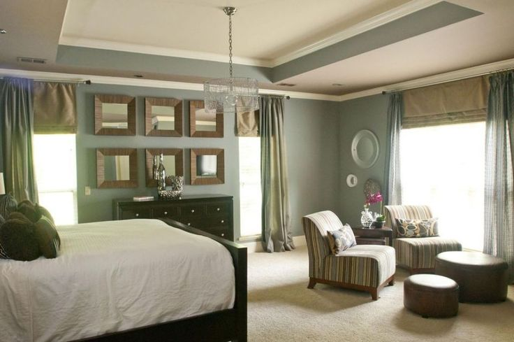 Tips For Painting A Master Bedroom  -  Often defined as the largest bedroom in the home, the master bedroom is normally occupied by the person or persons who serve as the heads of the house...