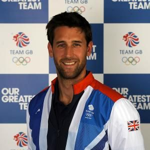 Tom James - GB Olympic Rower - also yummy!