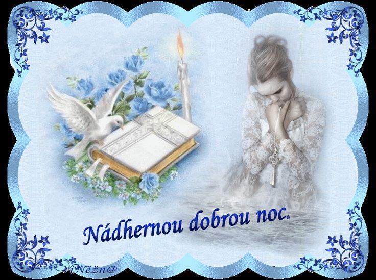 Nádhernú dobrú noc!