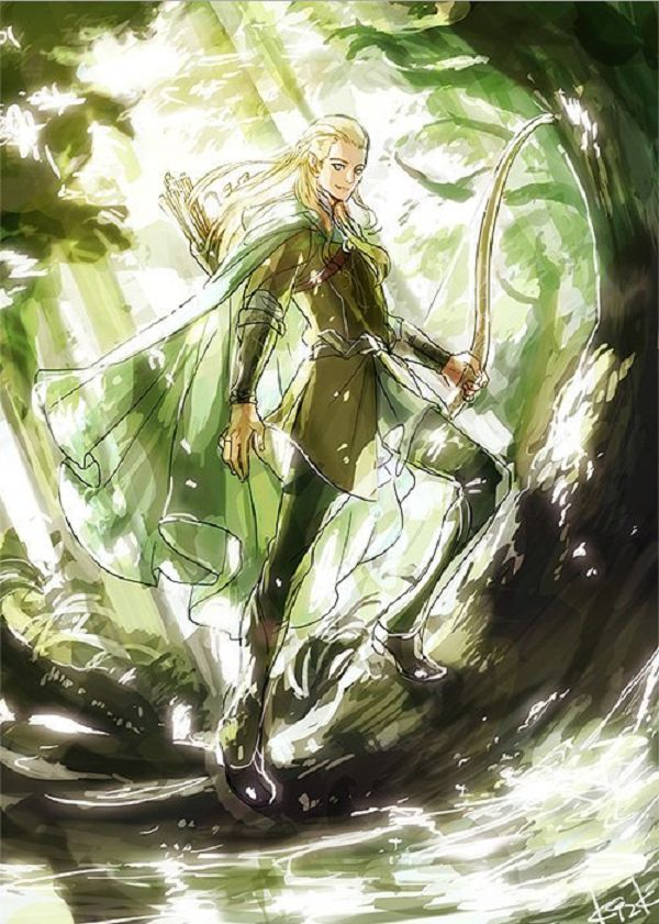 Prince of the Woodland Realm