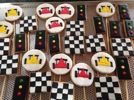 Resultado de imagen para festa de aniversario de carros de corrida