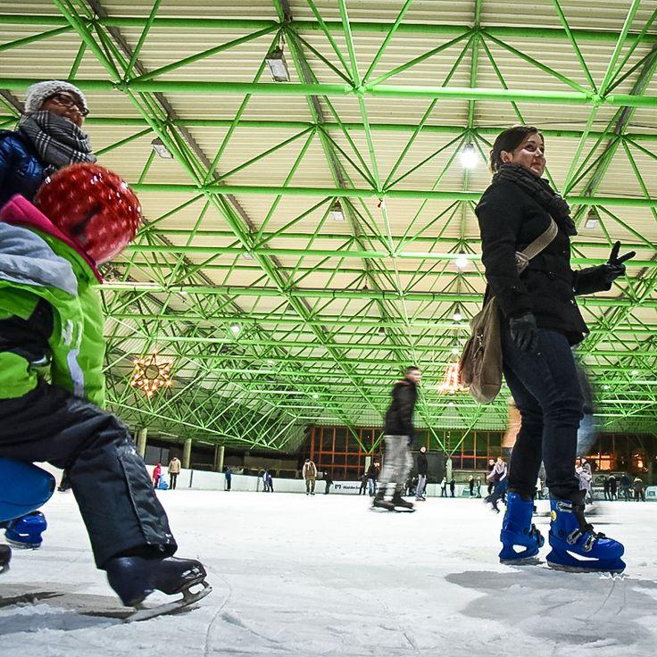 Spaß auf dem Eis in der Eissporthalle #Willingen - mittwochs sogar bis 20 Uhr. | Foto: Y-SiTE