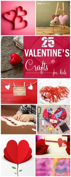 While you may have been celebrating Valentine's day as a couple, why not involve your kids too this time? Check out 10 creative valentine's crafts for kids.