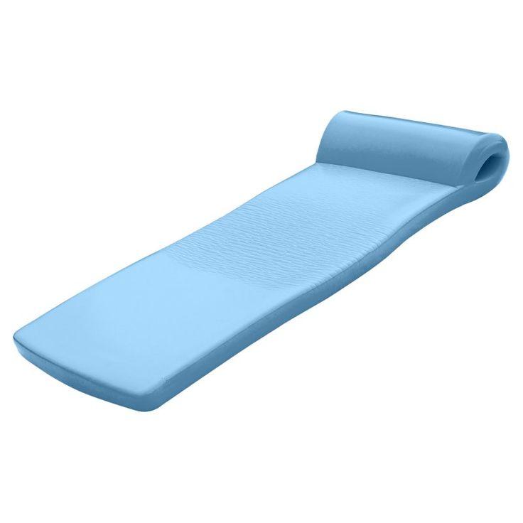TRC Recreation Ultra Sunsation Foam Pool Float Metallic Blue - 8021530