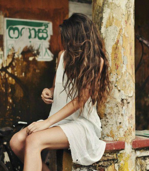 her hair <3: Beaches Hair, Hair Colors, Beaches Waves, Messy Hair, Wavy Hair, Long Hair, Longhair, Beautiful Hair, Hair Style