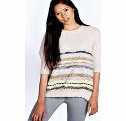 boohoo Ali Reverse Knit Aztec Jumper - blush azz26147 Go back to nature with your knits this season and add animal motifs to your must-haves. When youre not wrapping up in woodland warmers, nod to chunky Nordic knits and polo neck jumpers in peppered mar http://www.comparestoreprices.co.uk/womens-clothes/boohoo-ali-reverse-knit-aztec-jumper--blush-azz26147.asp