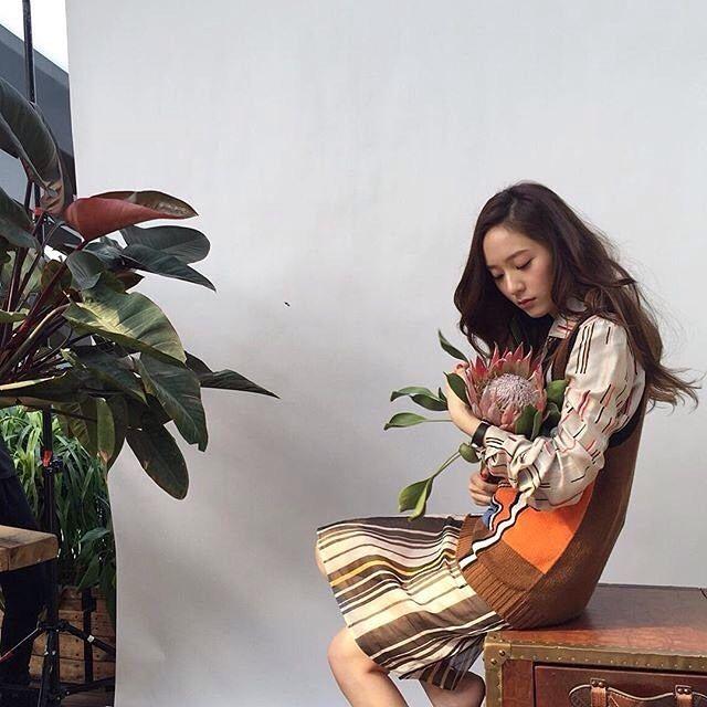 160414 Krystal - Instagram Update. 1 #fx#krystaljung
