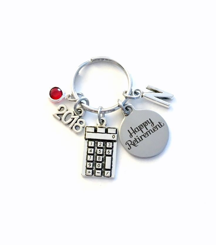 The 25 best gifts for professors ideas on pinterest gifts for math teacher retirement gift keychain 2018 for bookkeeper key chain accountant keyring coworker initial letter negle Choice Image
