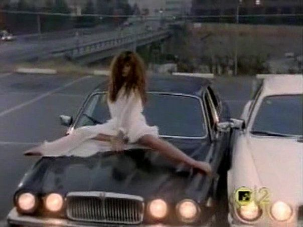 Tawny Kitaen .... if it cost a million bucks to sharpen these clips into HD it would be money Well Spent.