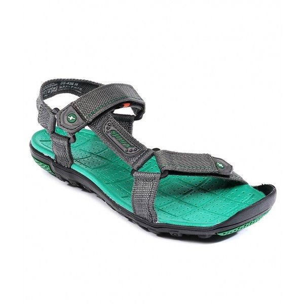 Buy Sparx Men Green Sandals Online India - Happy Roar