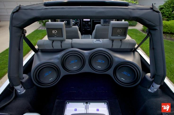 2009 Jeep Wrangler Ward 1 Toy Garage
