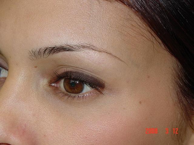 Before eyebrow tattoo via flickr permanent eyebrows for Eyebrow tattoo artist