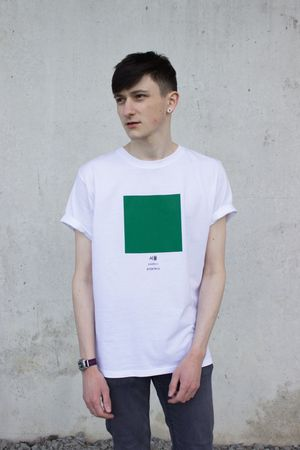 Seoul - The Ci-Tee collection is based on a google search of each individual city, and each colour code is based on the most frequent colour that comes up on google when googling. It's a fun way of showcasing cities around the world through a colour instead of a flag. See more Ci-Tee shirts at amesstore.se