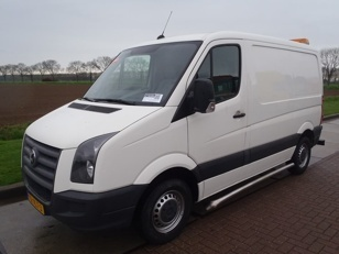 For sale: Used and second hand - Van VOLKSWAGEN Closed Van CRAFTER 28 2.5 TDI