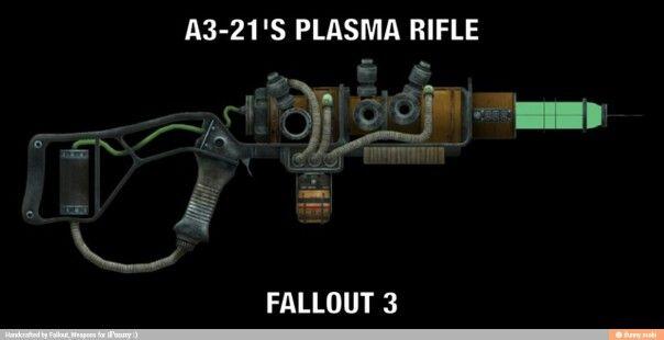 Plasma Rifle    very wow   much damage