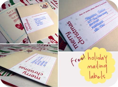 Best 25 Mailing labels ideas – Free Printable Shipping Label