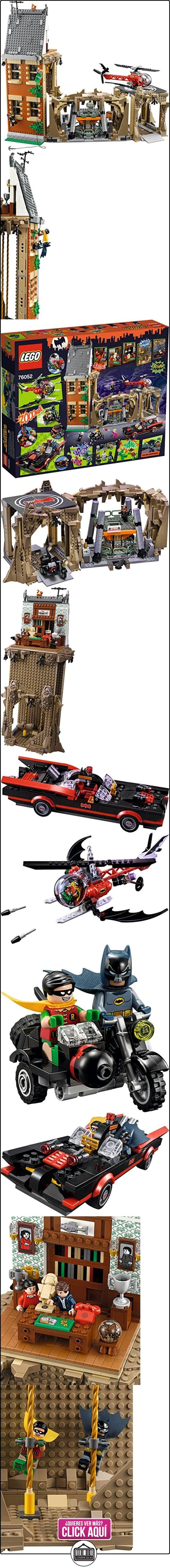LEGO DC Comics Super Heroes Batcueva de Batman clásico de TV juego de construcción - juegos de construcción (14 año(s), 2526 pieza(s), Cómics, Niño/niña, Multicolor)  ✿ Lego - el surtido más amplio ✿ ▬► Ver oferta: http://comprar.io/goto/B01AC1EFD4