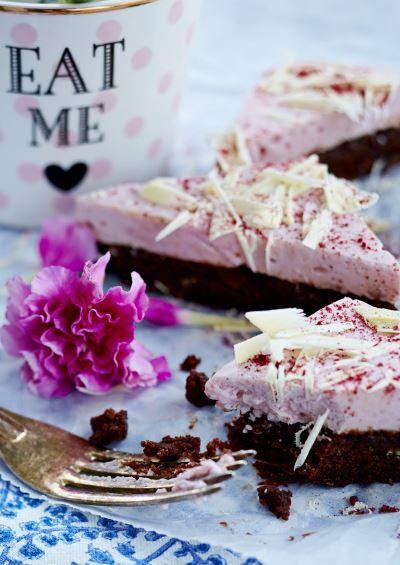 Baking Instinct: brownie-karpaloleivokset