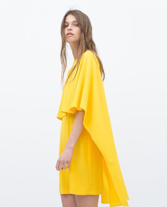 Image 1 of LAYERED DRESS from Zara