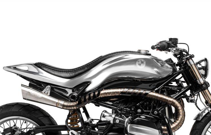 Il progetto BMW R nineT Hera