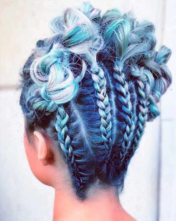 30 Best Crazy Hairstyles For Girls (With Images)
