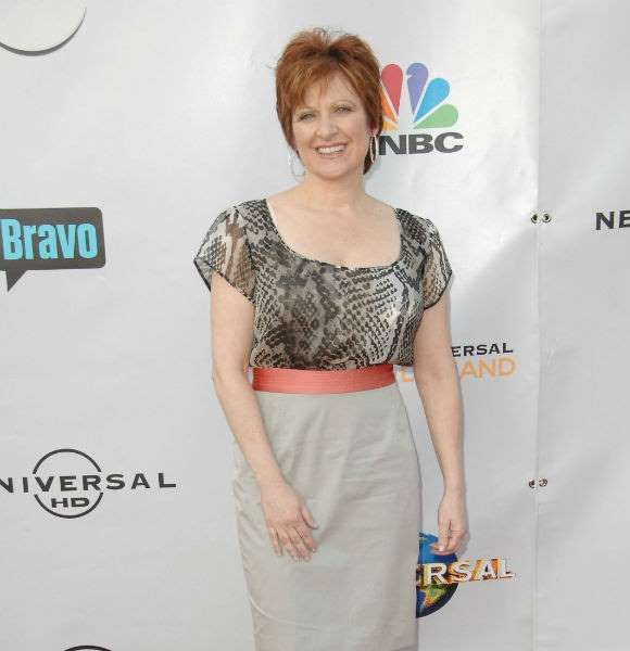 "Caroline Manzo was an original ""The Real Housewives of New Jersey"" cast member, but left the show af... - Jim Smeal/BEImages/Rex USA"