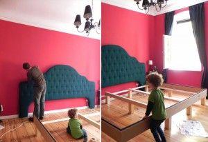 DIY Anleitung: Riesiges Familienbett selber bauen | DaWanda Blog