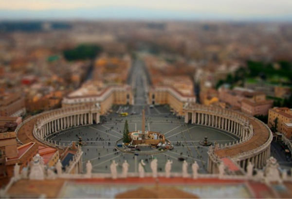 25 Amazing examples of tilt shift photography