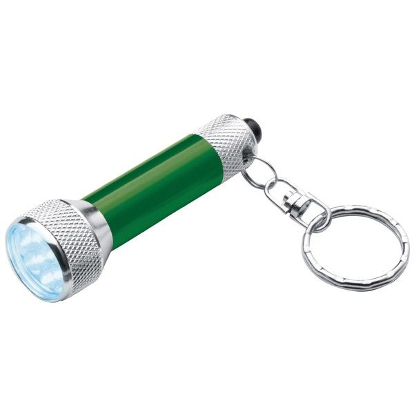 Torch with Keyring attachment.