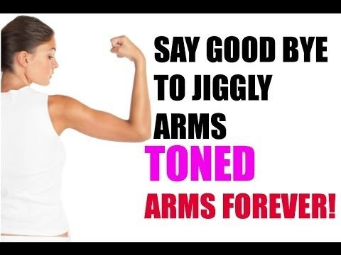 """""""no more jiggly arms get toned arms"""" with jamcore in"""