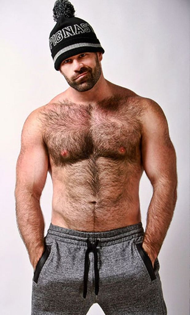 recherche homme barbu