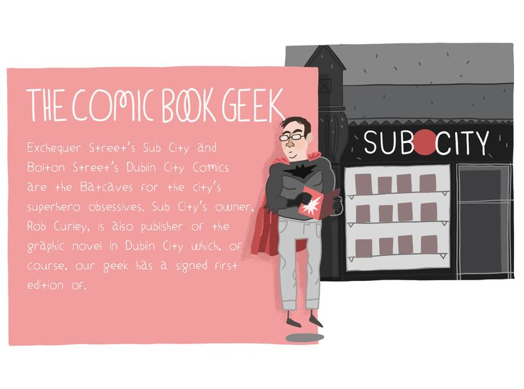 Exchequer St's #SubCity and Bolton St's #DublinCityComics are the batcaves for the city's superhero obsessives...  #nerds #geeks #comics #lovedublin #RobCurley #SteveMCCarthy
