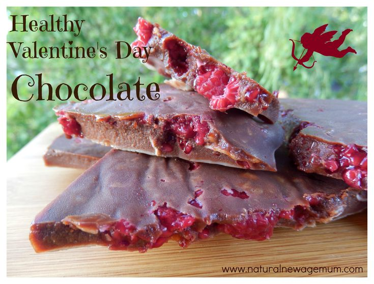 A #Healthy #Valentine's Day #Chocolate #recipe for #Thermomix!