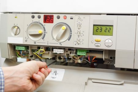 Hiring a professional to replace or install a natural-gas furnace is expensive. Do it yourself, instead, with this article.