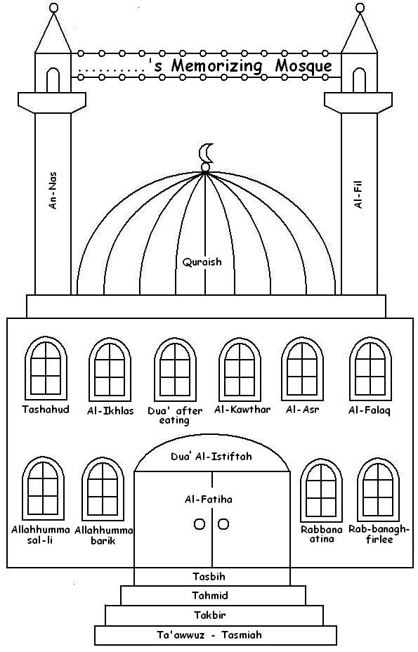 99 Creative Mosque Projects - Memorizing Mosque (Memorizing Masjid)
