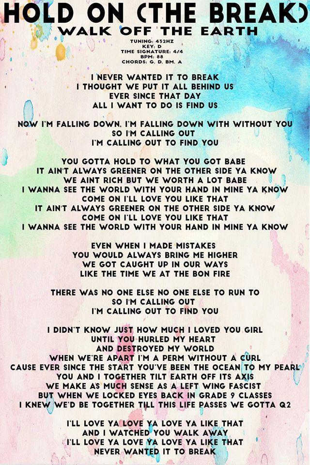 232 best ♫ Lyrics ♫ images on Pinterest | Music lyrics, Song ...