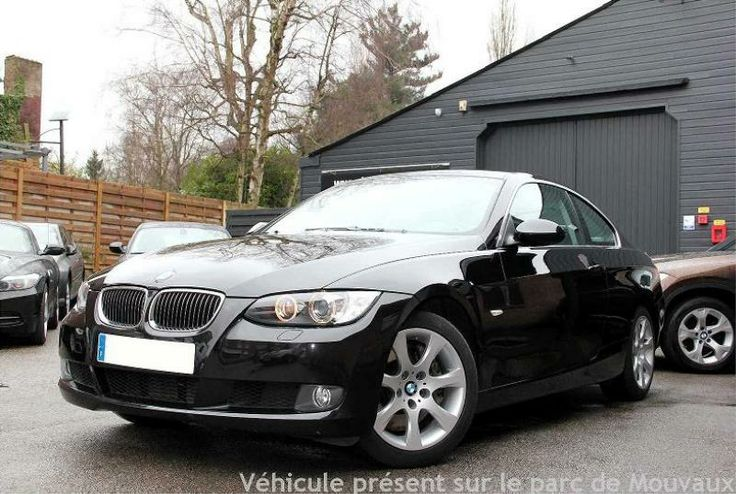 OCCASION BMW SERIE 3 (E92) COUPE 330XD 231 LUXE