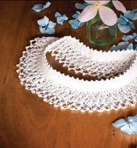 Wedding Garter Crochet Pattern